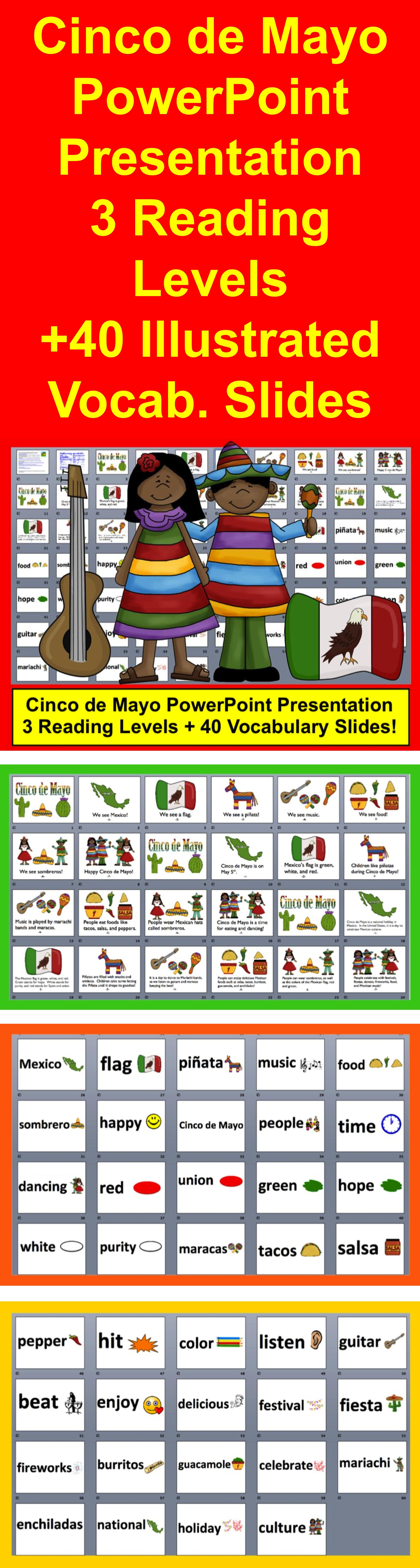 Cinco De Mayo Activities Powerpoint