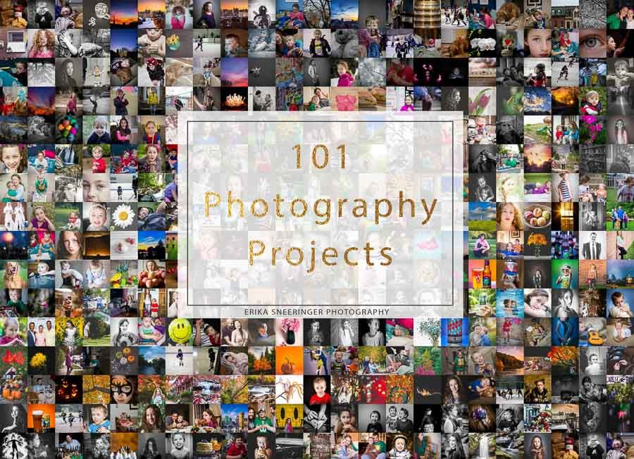 101 BEST PHOTOGRAPHY PROJECTS TO START RIGHT NOW | Teaching
