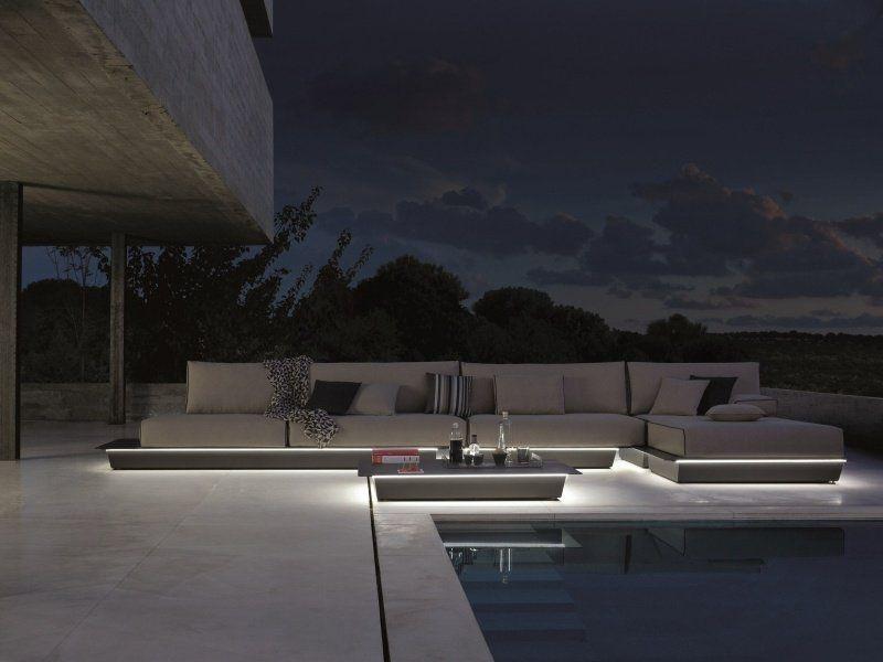 31 salons de jardin lounge pour la zone près de la piscine!