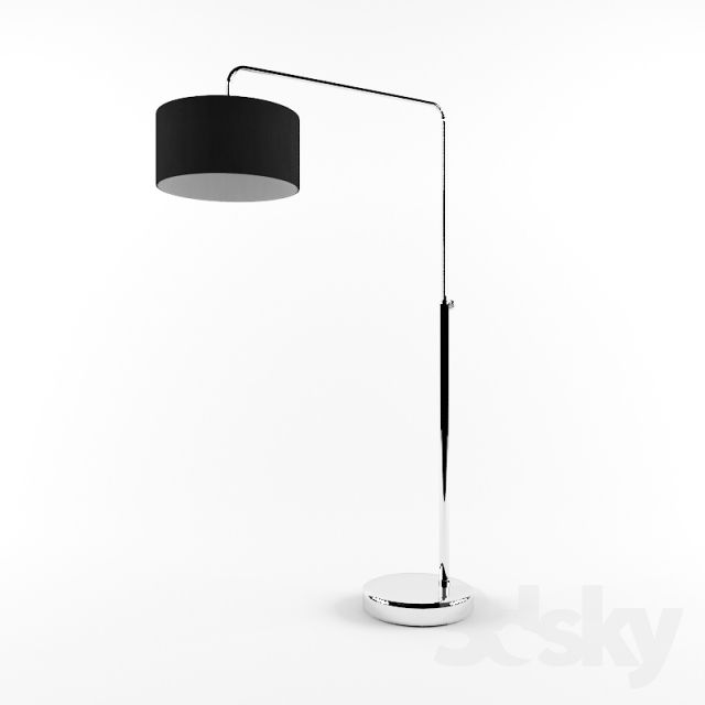 78f18617f2 3d models: Floor lamp - floor lamp boconcept | 3dsky models in 2019 ...