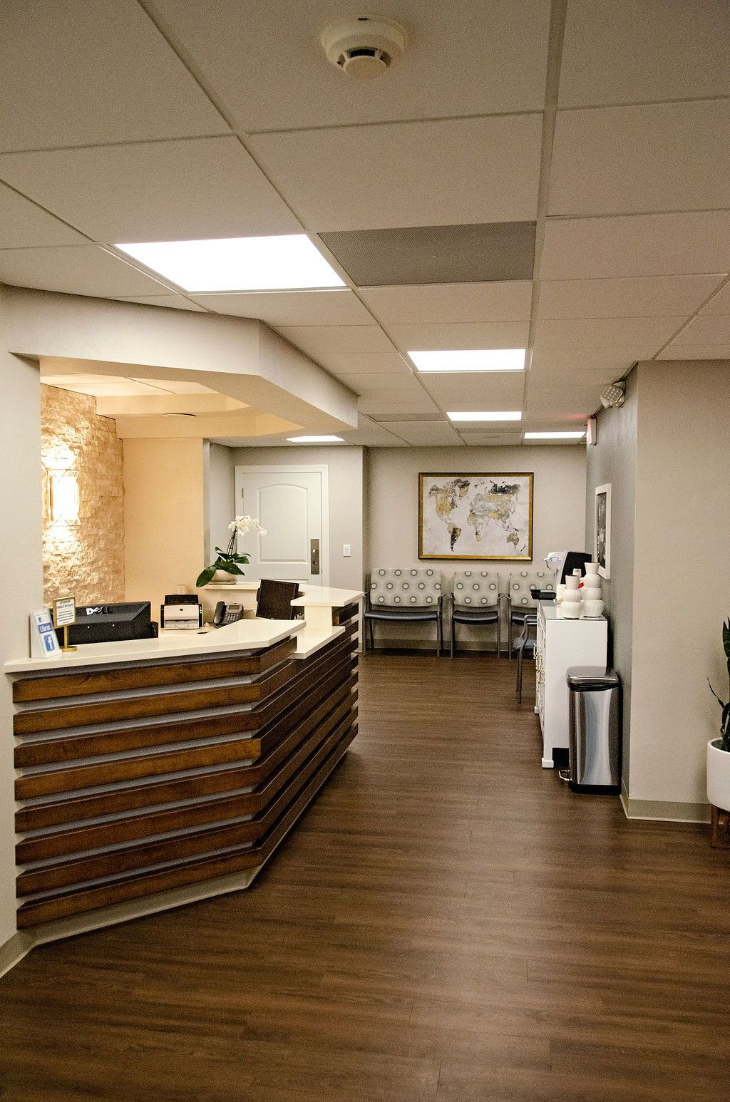 Design For A Medical Office In
