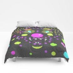 Clowns Glow In The Dark  Comforters