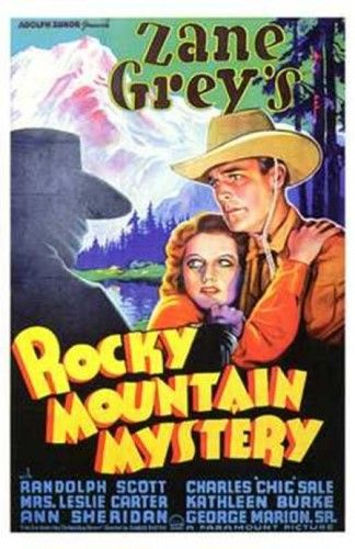 Watch Rocky Mountain Mystery Full-Movie Streaming
