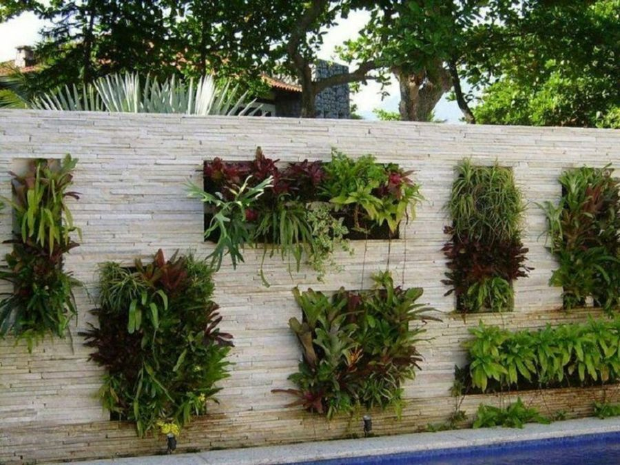Jardines modernos espectaculares te gusta esta tendencia for Jardines pequenos verdes