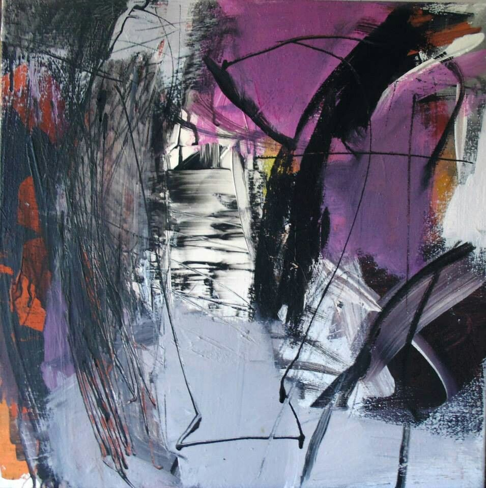 Miriana Savova  Abstract Art    Abstract Format