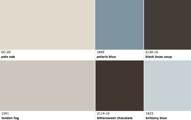 Black Bean Soup The Blue For Desk Color Interior Paint Colors For Living Room Benjamin Moore London Fog Paint Colors For Home