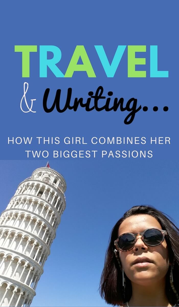Have you been thinking about combining your passion for travel and writing? In this interview, Portuguese journalist, Mariana Colombo shares her experiences and insights. Click through to read now...