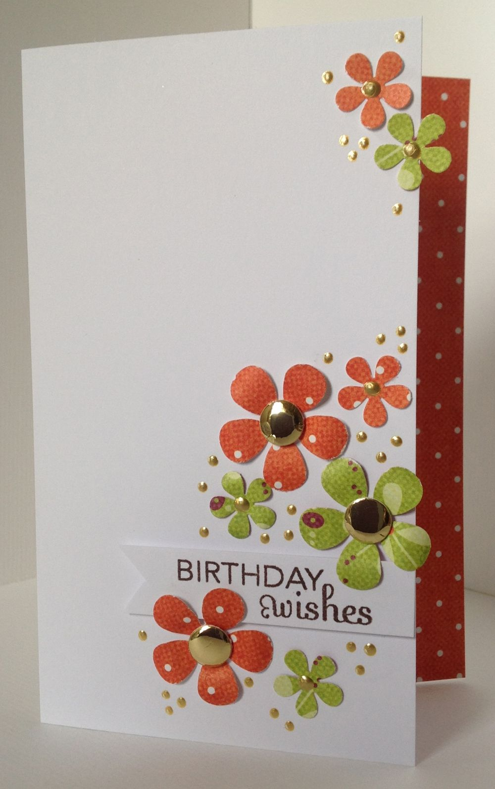 Not Just for Christmas cards  www.craftworkcards.com.  Great colors