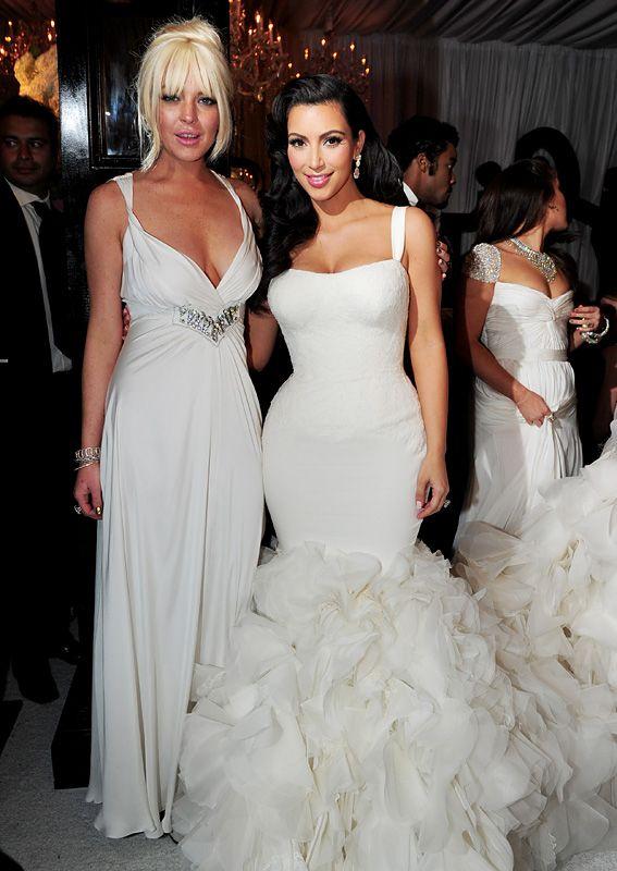 Kim Kardashian's Wedding Album | Kim kardashian, Wedding and ...