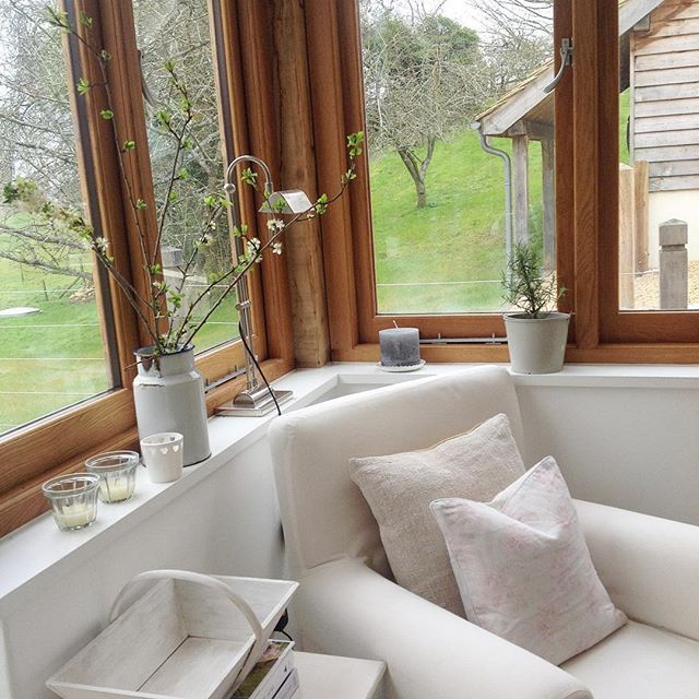 Shabby and Charme: Modern country per un bellissimo cottage nella cam...
