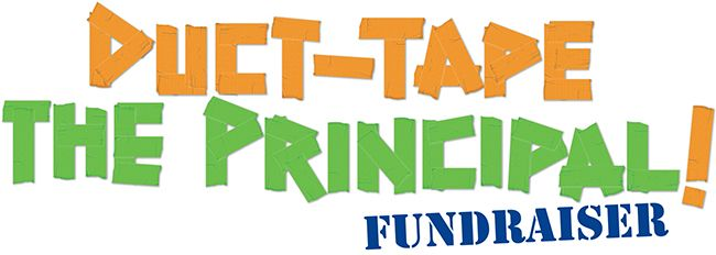 Image result for tape principal fundraiser art