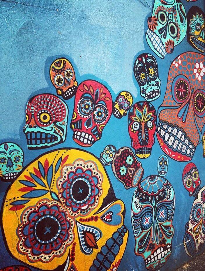Street art mexican