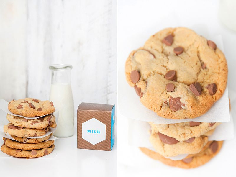 NY Times Chocolate Chip Cookie