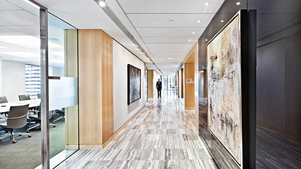 Gensler And This Practice Have Collaborated Since 1992 On Designs Of The Firm S Law Offices In