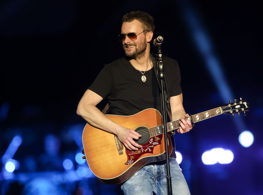 Eric church covers night moves tiny dancer and piano