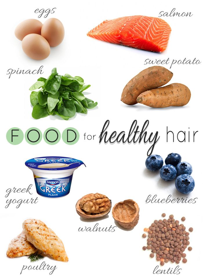 What Food Makes Your Hair And Nails Grow Faster