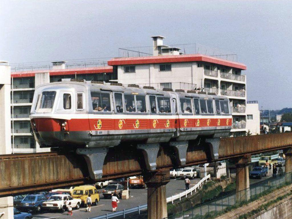 小田急電鉄モノレール500形 Google 検索 Odakyu Electricrailway