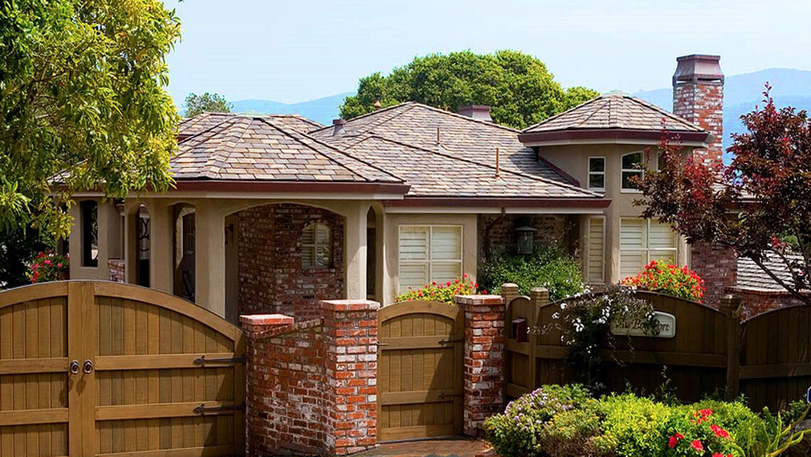 Pin By Scudder Roofing Company On Scudder Roofing Residential Roofs Residential Roofing Types Of Roofing Materials Outdoor Structures