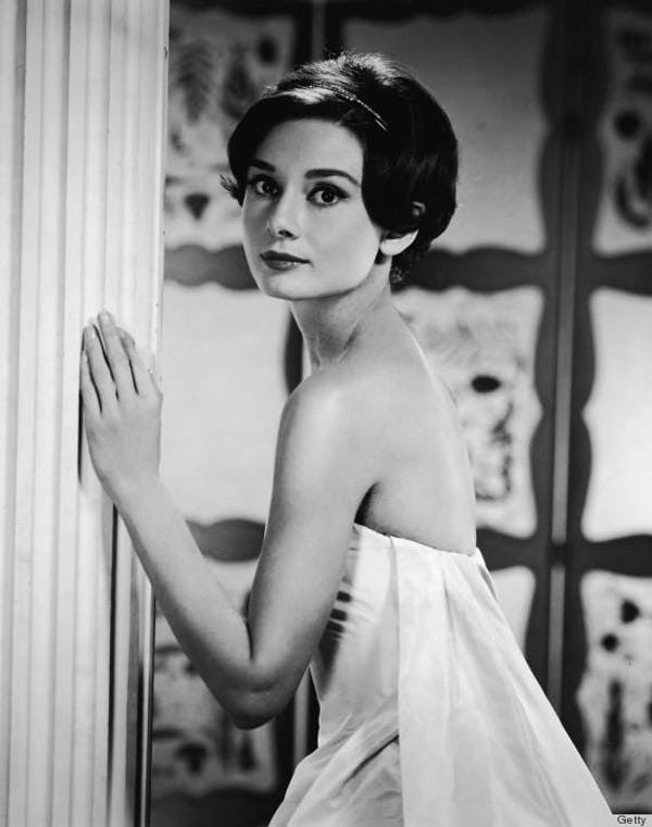 Audrey Hepburn is listed (or ranked) 6 on the list The Hottest Classic Actresses #classicactresses