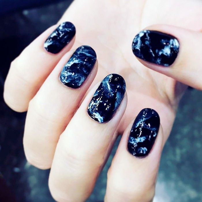 Lessons From Korea\'s Most Famous Nail Guru | Nail color designs ...