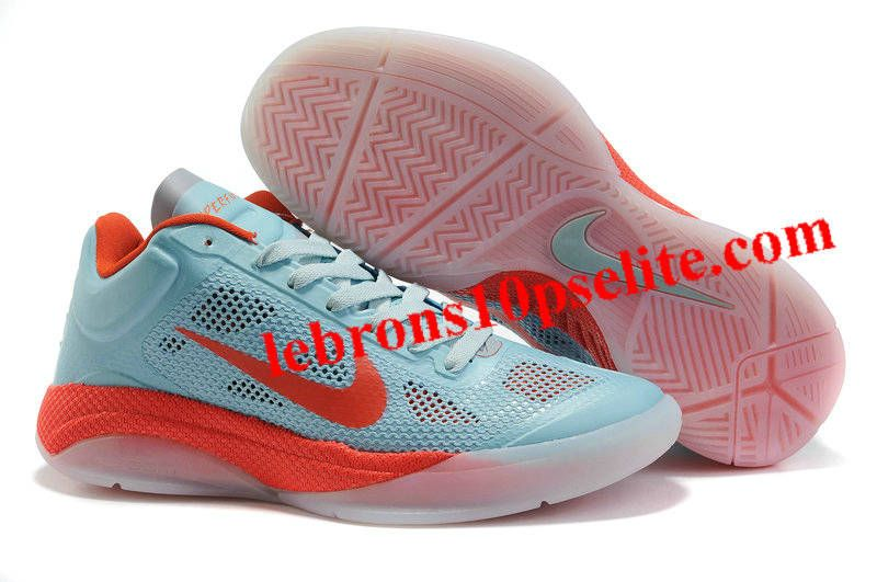best service a5707 906fb Nike Zoom Hyperfuse Low 2010 Cannon Max Orange Total Orange