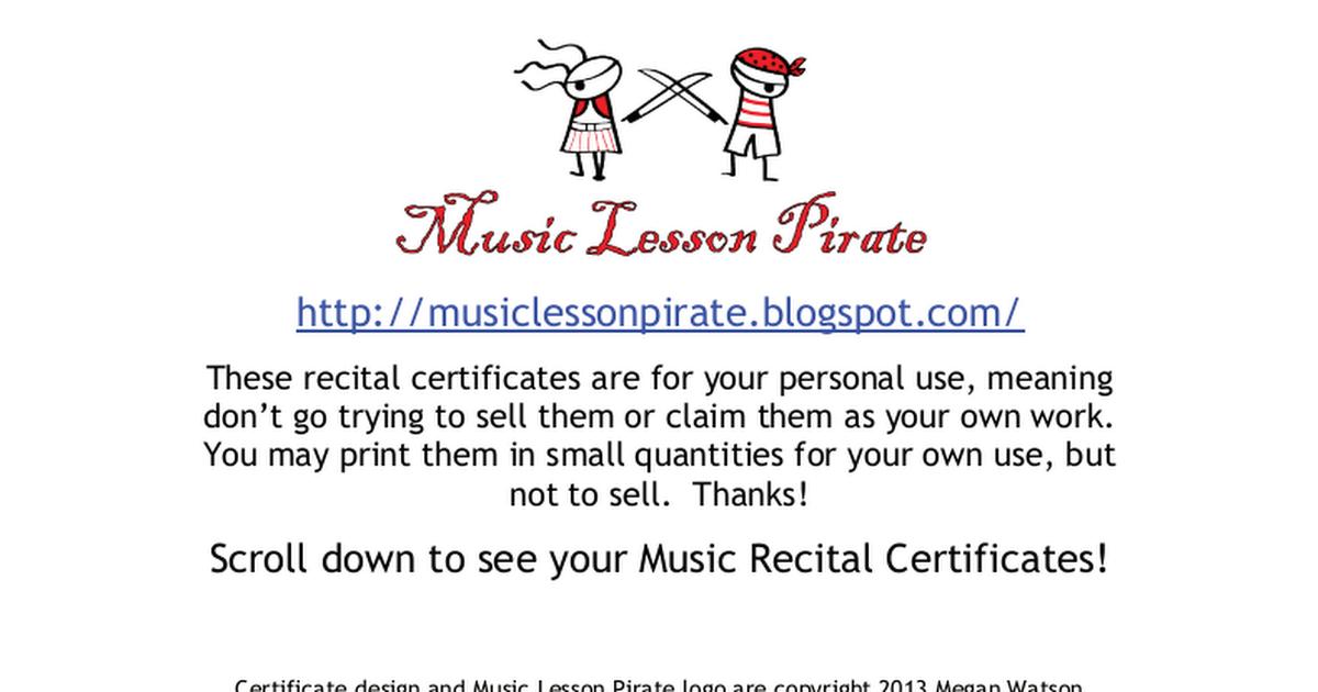 BravoPdf  Music Lessons