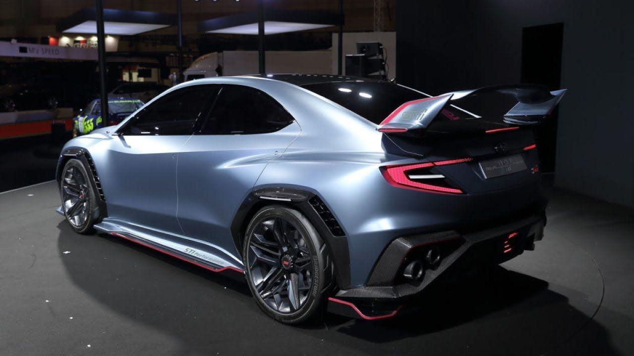 2021 Subaru Wrx Sti Performance Sport With The Newly Developed Engine Subaru Wrx Wrx Wrx Sti