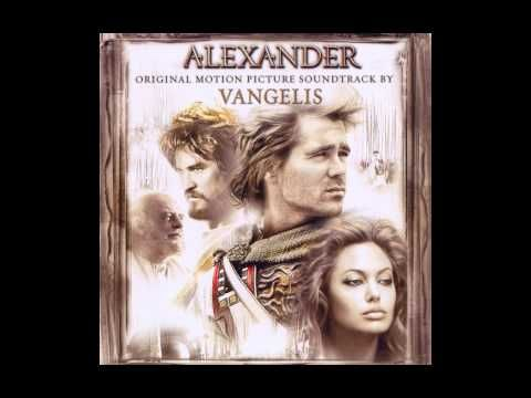 I admire people that translate images in sounds: Vangelis - Alexander (OST, German Edition) - YouTube