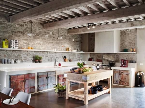 cucina rustica moderna - Cerca con Google | Ispirazioni nel 2019 ...