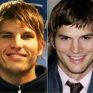 Kyle Korver And Ashton Kutcher Are The Same Man Celebrity Twins