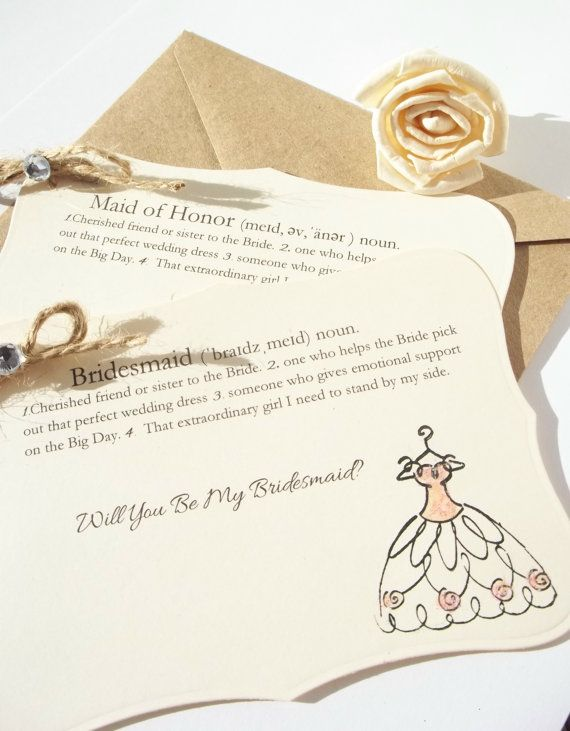 Will you be my bridesmaid definition bridesmaid wedding cards will you be my bridesmaid definition bridesmaid wedding cards maid of honor card stopboris Images