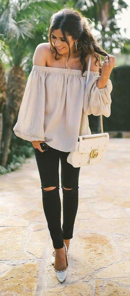 50 Perfect Street Style Ideas From Real Girls on the Go  a43c20633