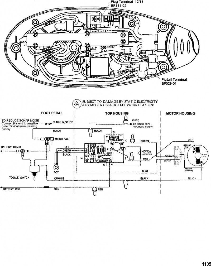 12v 24v Trolling Motor Wiring Diagram