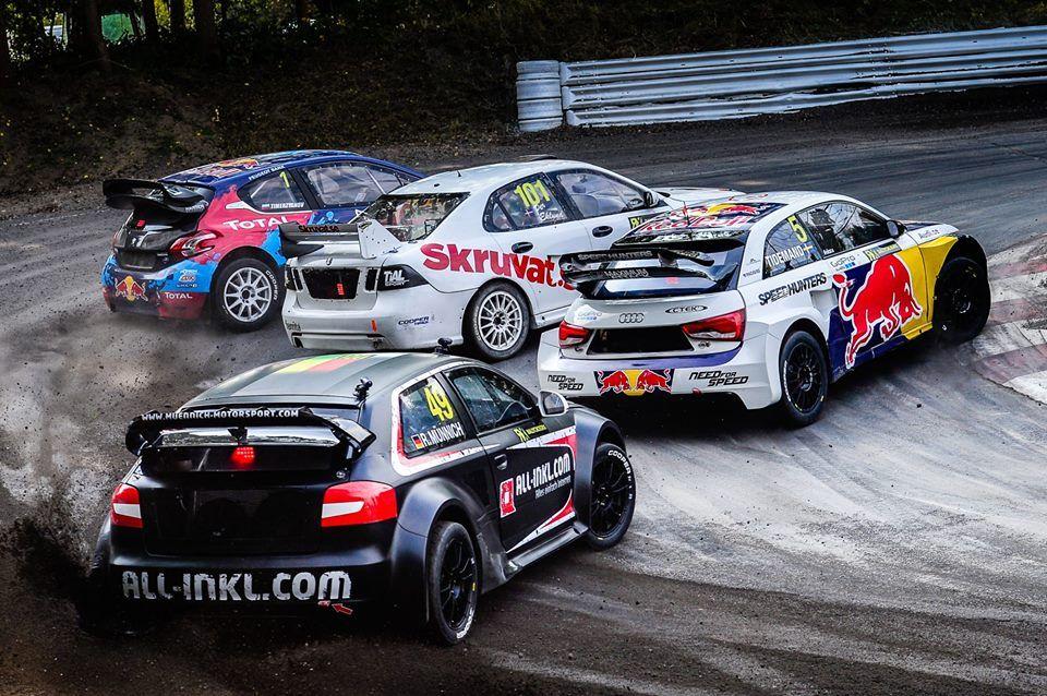 World RX: Münnich Motorsport two-car Audi S3 campaign in 2015 FIA ...