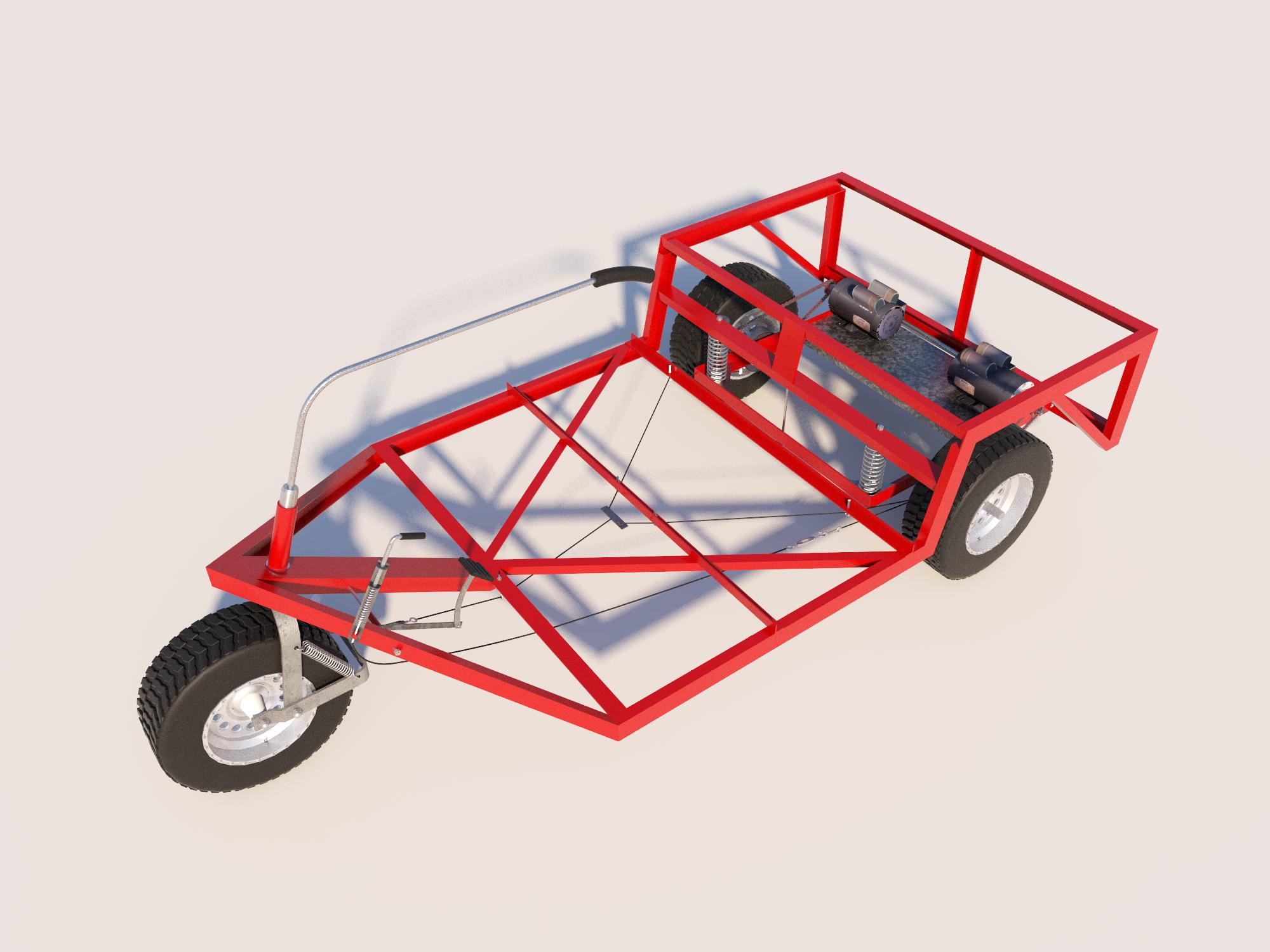 golf cart plans diy 2 passenger seat 3 wheel utility vehicle