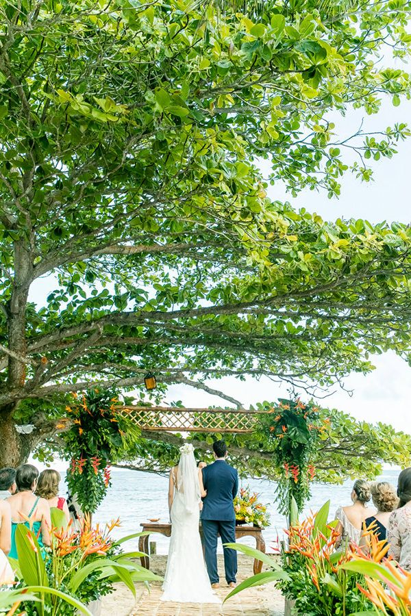 Destination Wedding em Trancoso: Rafaela Machado + Felipe