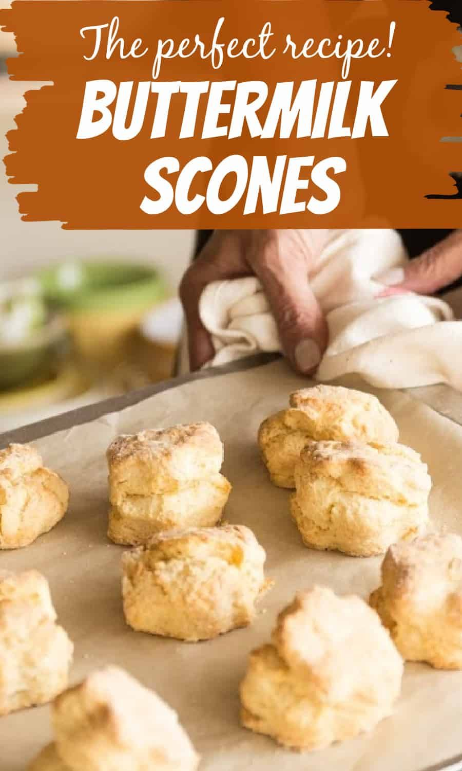 The Perfect Buttermilk Scones Recipe They Are Soft Fluffy And Ready In Less Than An Hour Find My Top Tips For In 2020 Buttermilk Scone Recipe Scone Recipe Recipes