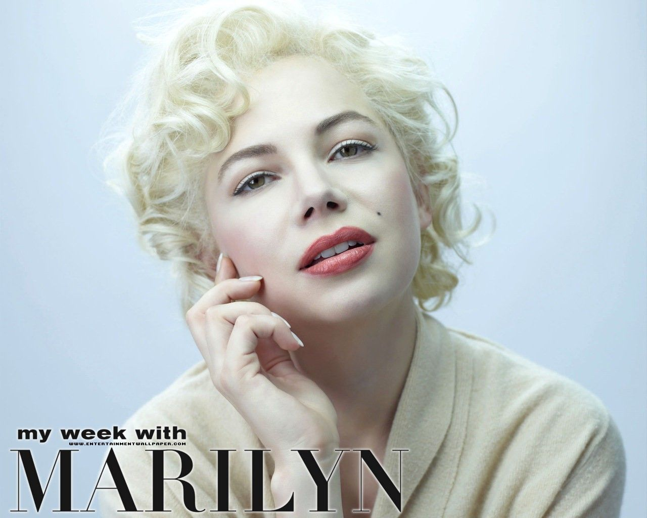 My Week with Marilyn (en español: Mi semana con Marilyn) es una película británica dirigida por Simon Curtis y escrita por Adrian Hodges. E...