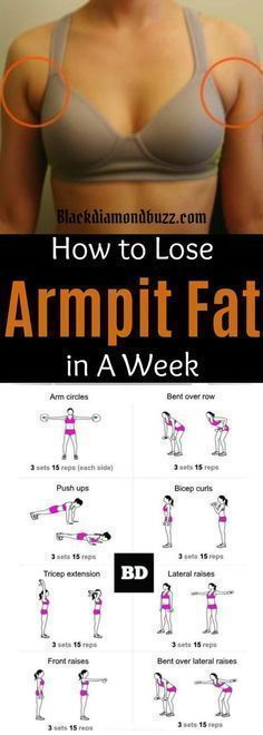 Arm fat workout| How to get rid of armpit fat and underarm fat bra in a week .Th #fitness #exercises