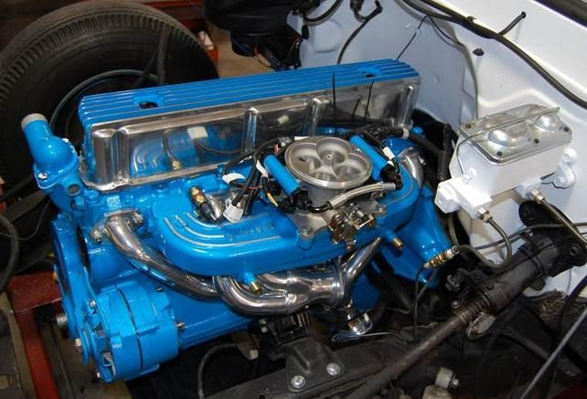 Tricked Out Chevy Six Cylinder Engines Page 16 The 1947