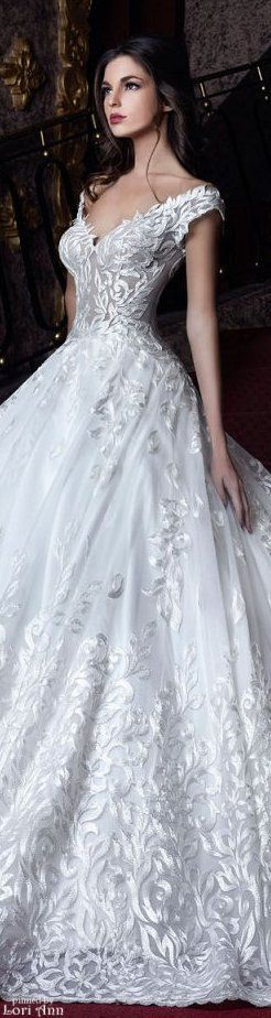 Style & Design Gallery: 50 Most Elegant Wedding Dresses | Wedding ...