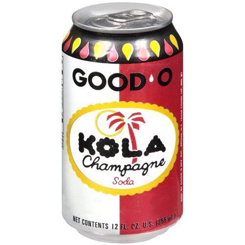 Good O Kola Champagne Soda Best Champagne Champagne Bai Bottle