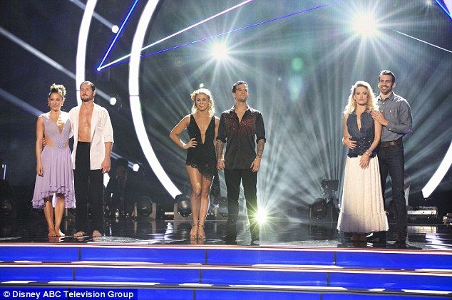 Final: Nyle and Peta were joined by Paige VanZant and Mark Ballas as well as Ginger Zee an...