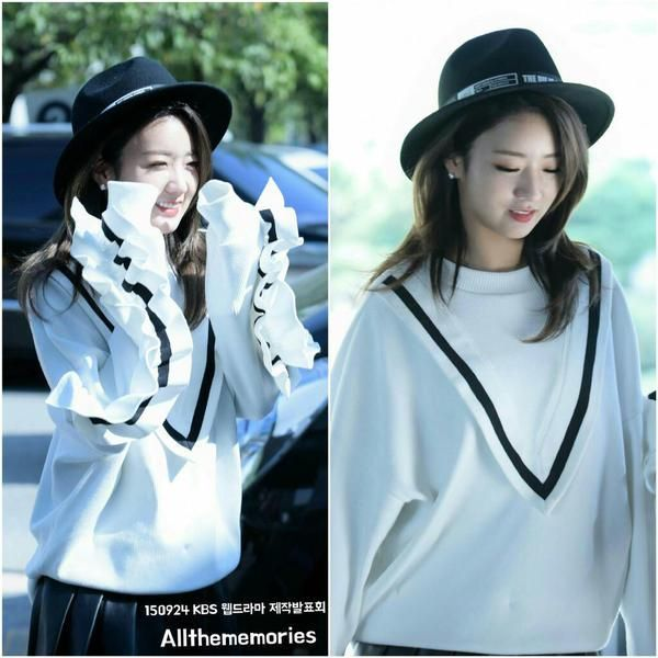 [PREVIEW] 150924 Bomi arriving at KBS Web Drama Press Conference #에이핑크  cr. AllTheMemories -Riongie http://t.co/ztWyt8XNt2