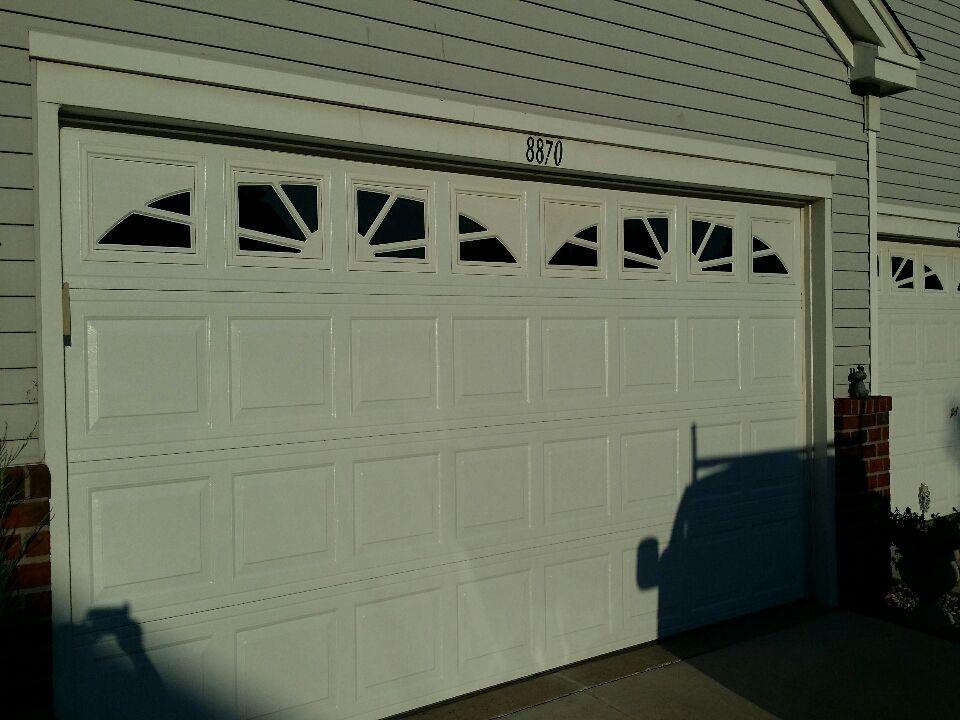 Eden Prairie Mn Jon Installed 16 X 7 Rp25 White North Central