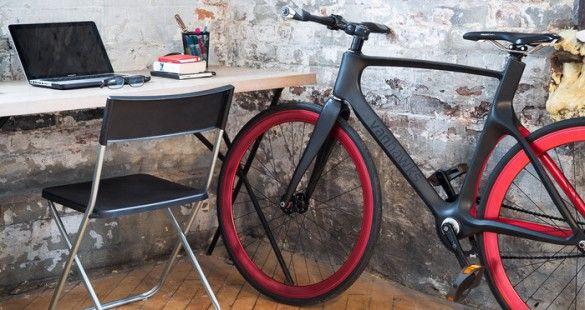 Bicicleta más equipada que tu coche , ¿ qué te parece ? Extraído de http://tendencias.vozpopuli.com/