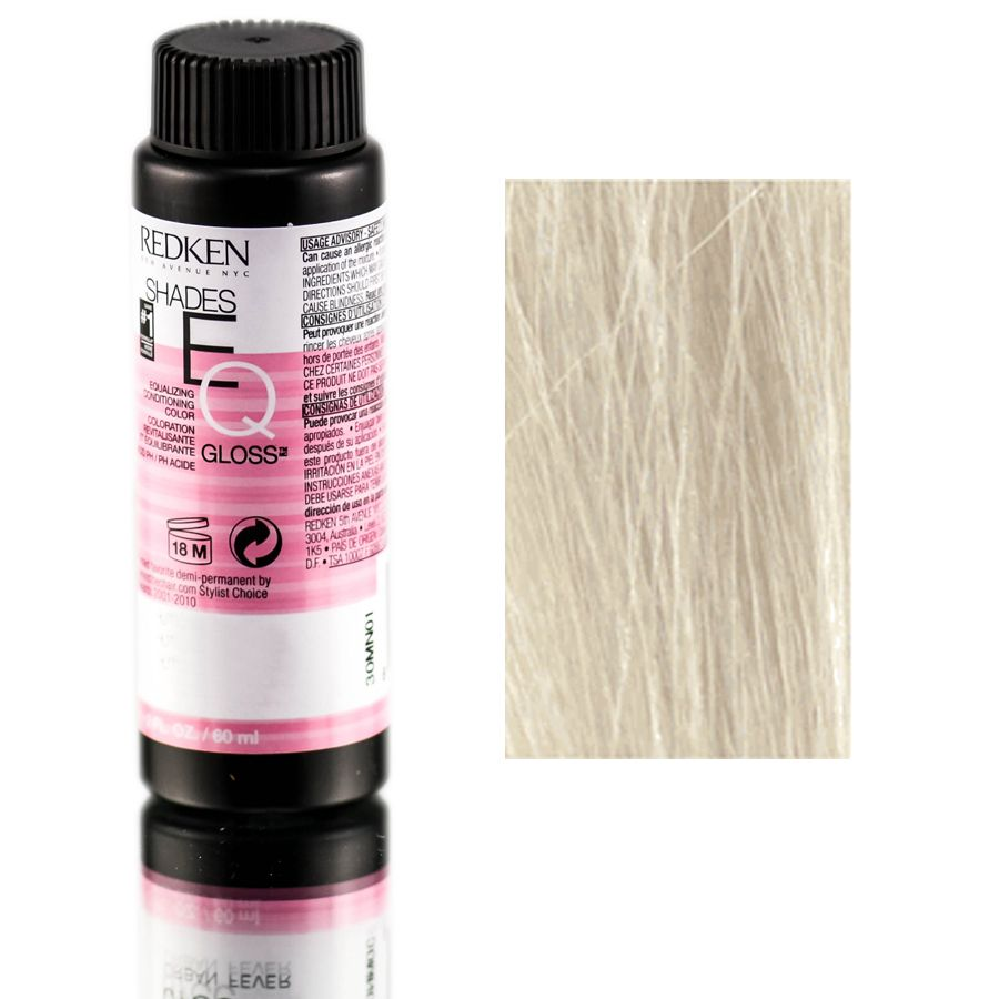 Redken shades eq equalizing conditioning color gloss 09v redken shades eq equalizing conditioning color gloss 09v platinum ice nvjuhfo Gallery