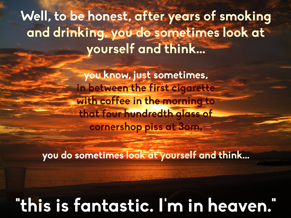 Think Like A Man Book Quotes: If Bernard Black Quotes Were Motivational Posters