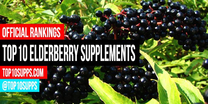 Best Elderberry Supplements Top 10 Brands Reviewed for
