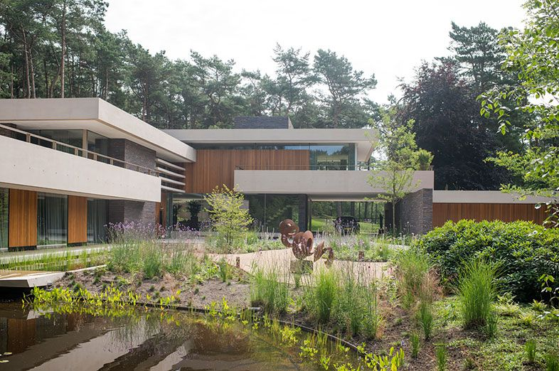 Buytengewoon villatuin bilthoven buytengewoon villatuinen